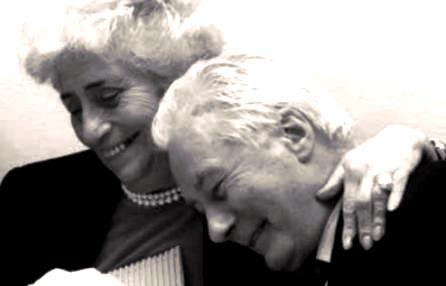 Camilla Salvago Raggi e Marcello Venturi.