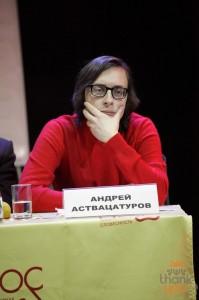 Andrej Astvacaturov è da annoverare tra i nostri classici, uno dei massimi scrittori del nostro tempo.