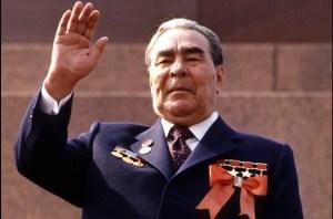 Leonid Il'ič Brežnev.