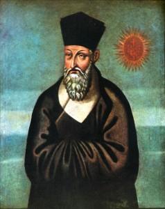 Padre Matteo Ricci (Macerata, 6 ottobre 1552 – Pechino, 11 maggio 1610).