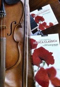 Da martedì 3 marzo per i lettori di Libero sarà disponibile il primo CD della serie «I capolavori della musica classica», una raccolta composta da 5CD, il primo al prezzo speciale di €0,60 oltre a quello del quotidiano.