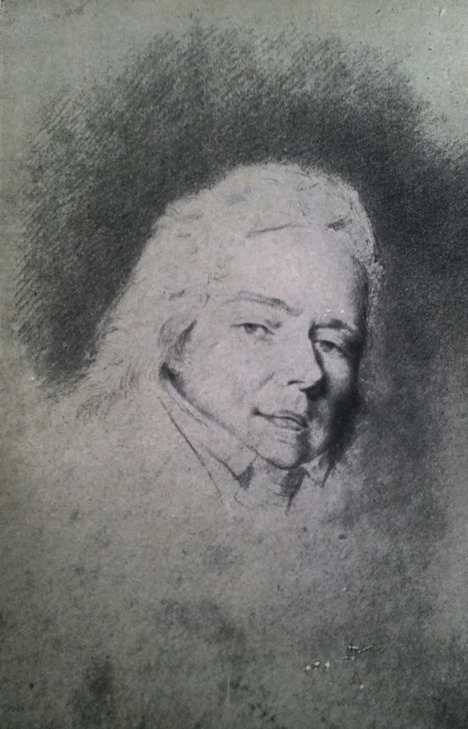 """""""Portrait de Charles-Maurice de Talleyrand-Périgord.  Communiqué par M. le comte Stanislas de Castellane"""". Dal volume di G. Lacour-Gayet (Paris, Payot)."""