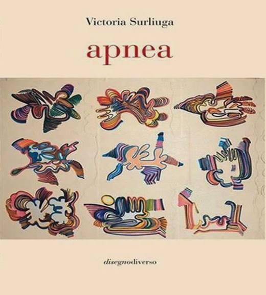 Victoria Surliuga, Apnea, con illustrazioni di Ezio Gribaudo, Disegnodiverso, pagg. 64, € 12,00.