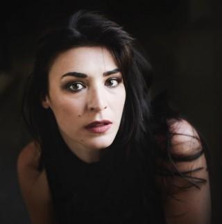 L'attrice Silvia Pietta