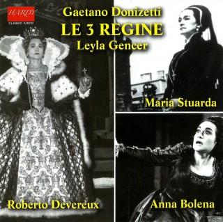 Mitica: Leyla Gencer nel ruolo di Anna Bolena. Un cofanetto che racchiude altre opere di Donizetti in sei CD. Purtroppo la registrazione di Anna Bolena, con l'Orchestra e Coro della Rai di Milano, diretta da Gianandrea Gavazzeni, è monca della celebre ouverture.