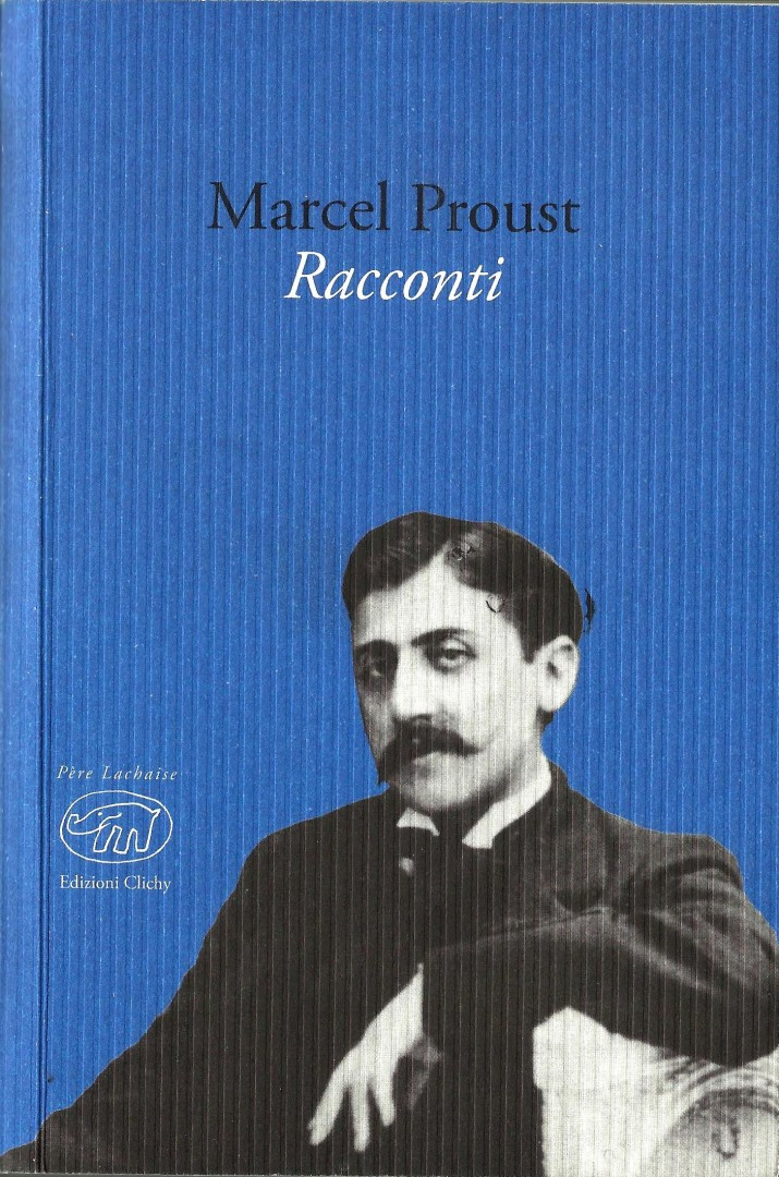 Racconti, edito da Edizioni Clichy (Firenze, pp. 200, € 12,00) nella collana Père Lachaise.