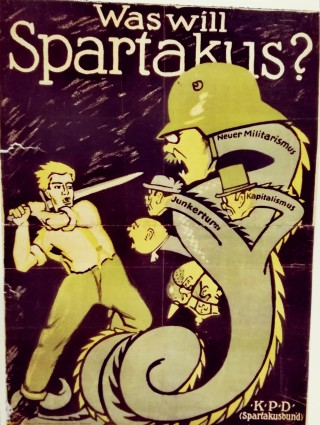 Was will Spartakus?