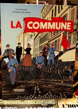 """""""LA COMMUNE"""""""
